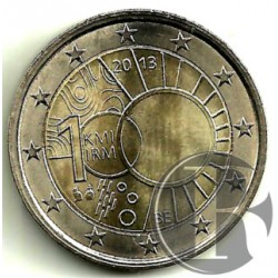 Belgica 2013 2 Euro (SC)