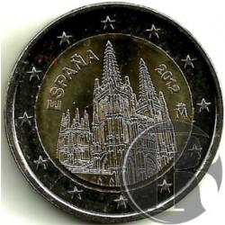 España 2012 2 Euro (SC)