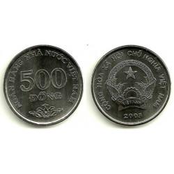 (74) Viet Nam. 2003. 500 Dong (SC)
