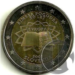 Eslovenia 2007 2 Euro (T.R.) (SC)