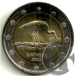 Letonia 2015 2 Euro (SC)