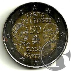 Francia 2013 2 Euro (SC)