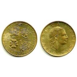 (155) Italia. 1993(R). 200 Lira (EBC)