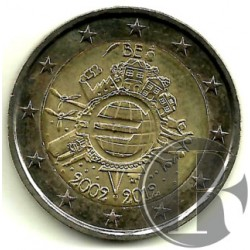 Belgica 2012 2 Euro (SC)