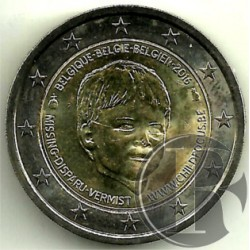 Belgica 2016 2 Euro (SC)