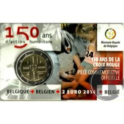 Belgica 2014 2 Euro (SC)