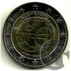 Eslovaquia 2009 2 Euro (EMU) (SC)