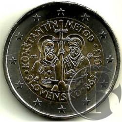 Eslovaquia 2013 2 Euro (SC)