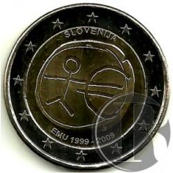 Eslovenia 2009 2 Euro (EMU) (SC)