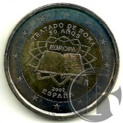 España 2007 2 Euro (T.R.) (SC)