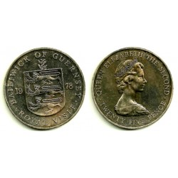(32) Guernsey. 1978. 25 Pence (SC)