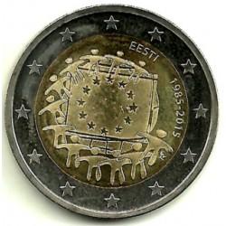 Estonia 2015 2 Euro (SC)
