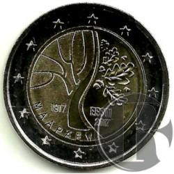 Estonia 2017 2 Euro (SC)