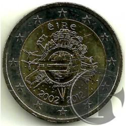 Irlanda 2012 2 Euro (SC)
