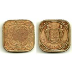 (12.1) Surinam. 1962. 5 Cents (BC-)