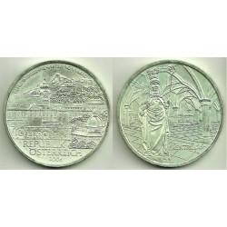 Austria. 2006. 10 Euro (SC) (Plata) HL Erentrudis