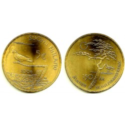 Finlandia. 2006. 5 Euro (SC)