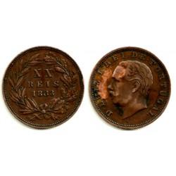 (527) Portugal. 1883. 20 Reis (MBC+)