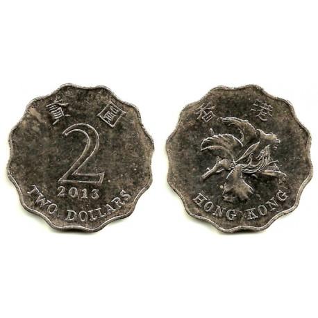 Hong Kong. 2013. 2 Dollars (MBC+)