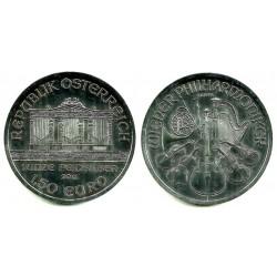 Austria. 2011. 1,50 Euro (SC) (Plata)
