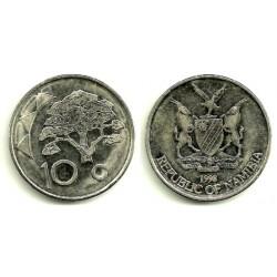 (2) Namibia. 1993. 10 Cents (MBC)