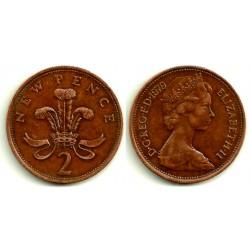 (916) Gran Bretaña. 1979. 2 Pence (MBC)