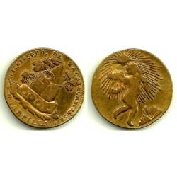 Estados Unidos Mexicanos. 1858. Quartilla (BC)
