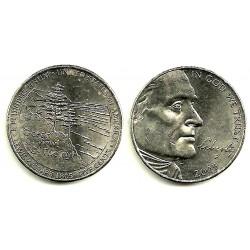 (369) Estados Unidos de América. 2005(P). 5 Cents (EBC)