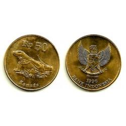 (52) Indonesia. 1996. 50 Rupiah (EBC)