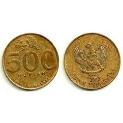 (59) Indo)nesia. 2003. 500 Rupiah (BC-)