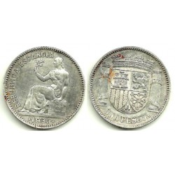1933(*3-4) 1 Peseta (MBC+)