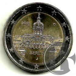 Alemania 2018 2 Euro (G)