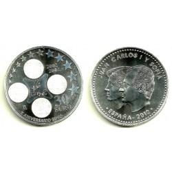 España 2012 30 Euro (SC) (Plata)