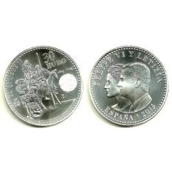España 2015 30 Euro (SC) (Plata)