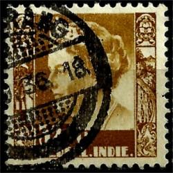 (179) Indias Holandesas. 1933-37. 32½ Cents (Usado)