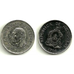(83.1a) Honduras. 1994. 20 Centavos (EBC)