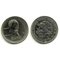 (529) Estados Unidos Mexicanos. 1988. 500 Pesos (MBC)