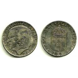 (852) Suecia. 1978. 1 Krona (MBC)