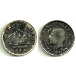 (894) Suecia. 2004. 1 Krona (MBC)