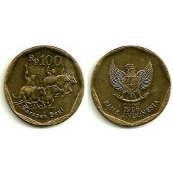 (53) Indonesia. 1996. 100 Rupiah (SC)