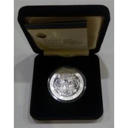 Irlanda. 2007. 10 Euro (Proof) (Plata)