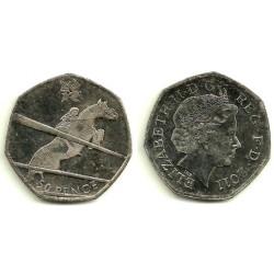 (1176) Gran Bretaña. 2011. 50 Pence (EBC)