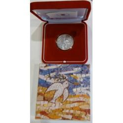 Ciudad del Vaticano. 2004. 10 Euro (Proof) (Plata)