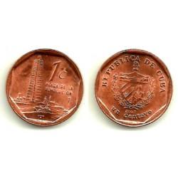 (733) Cuba. 2007. 1 Centavo (EBC+)