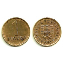 (614) Portugal. 1982. 1 Escudo (EBC-)
