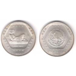 Estados Unidos Mexicanos. 1994. 2 Nuevos Pesos (SC) (Plata)