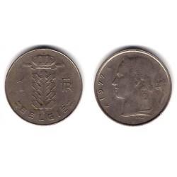 (143.1) Belgica. 1977. 1 Franc (MBC)