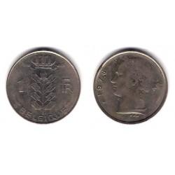 (143.1) Belgica. 1978. 1 Franc (MBC)
