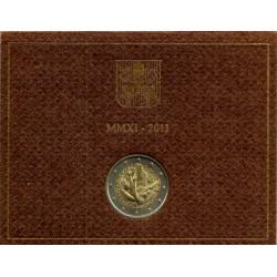 Ciudad del Vaticano 2011 2 Euro (SC)