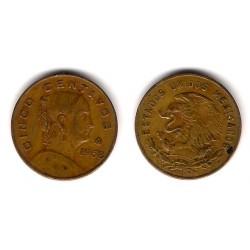 (426) Estados Unidos Mexicanos. 1968. 5 Centavos (MBC)
